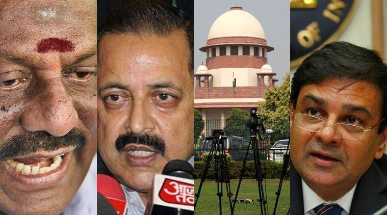 JItendra SIngh, Bipin Rawat, Panneerselvam, Tamil Nadu, E Palaniswamy, Supreme court, Supreme court judges, EPFo, PF, Tax, India news, indian express news