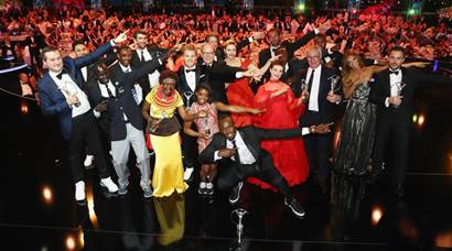 Laureus World Sports Awards: Usain Bolt, Simone Biles take home top honours
