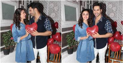 Valentine's Day 2017: Alia Bhatt ditches Sidharth Malhotra, goes on a date with Varun Dhawan