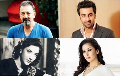Sanjay Dutt's biopic: Ranbir Kapoor to Manisha Koirala everyone who is a part of it