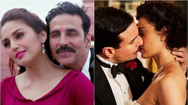 Akshay Kumar's Jolly LLB 2 broke these box office records. Can Rangoon end his supremacy?