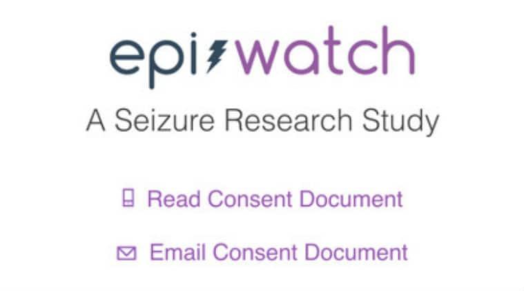 Apple app, Epiwatch, Apple watch app, Seizures,Johns Hopkins University, epilepsy, epilepsy treatment, epilepsy causes, American Academy of Neurology's 69th Annual Meeting, Science, Science news