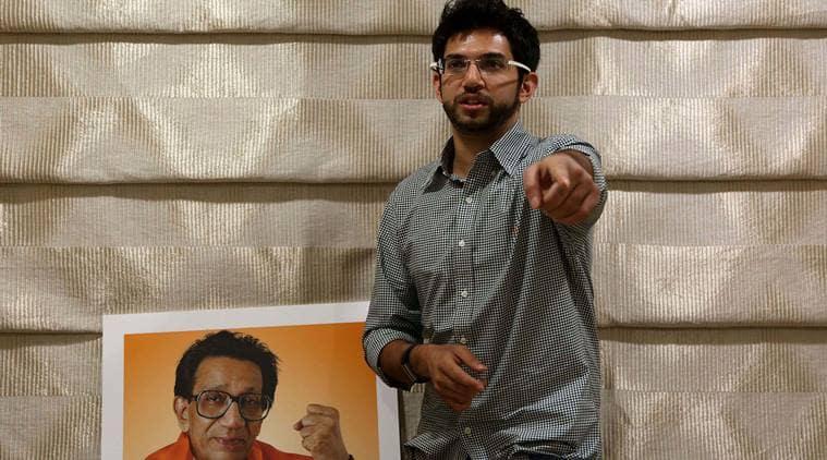 Aditya Thackeray interview at Matoshree in Bandra. Express photo by Prashant Nadkar, 14th February 2017, Mumbai.