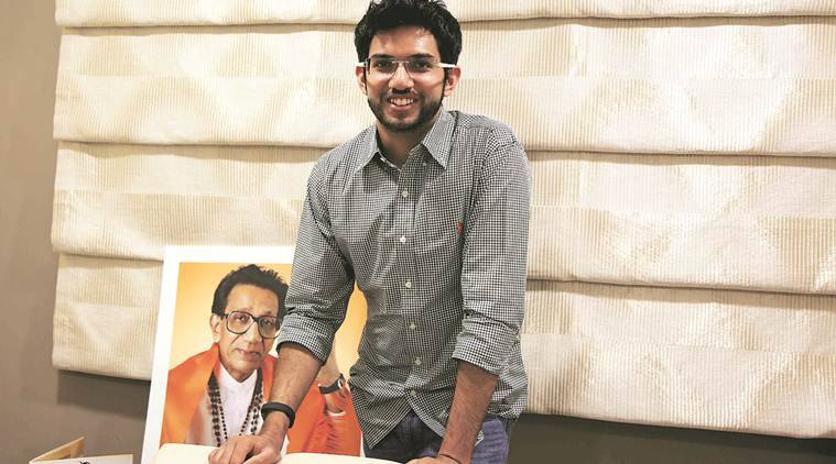 There is tremendous work that can be done as an MLA, says Aaditya Thackeray. Prashant Nadkar
