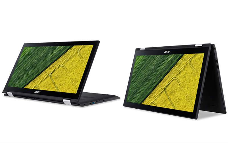 Acer Spin 3, Acer Spin 3 convertible laptop, Acer Spin 3 laptop launched, Acer Spin 3 laptop price in India, Spin 3 Windows 10 laptop, Windows 10 laptops in India, technology, technology news
