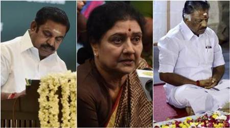 Across the aisle: The rise and fall of the AIADMK