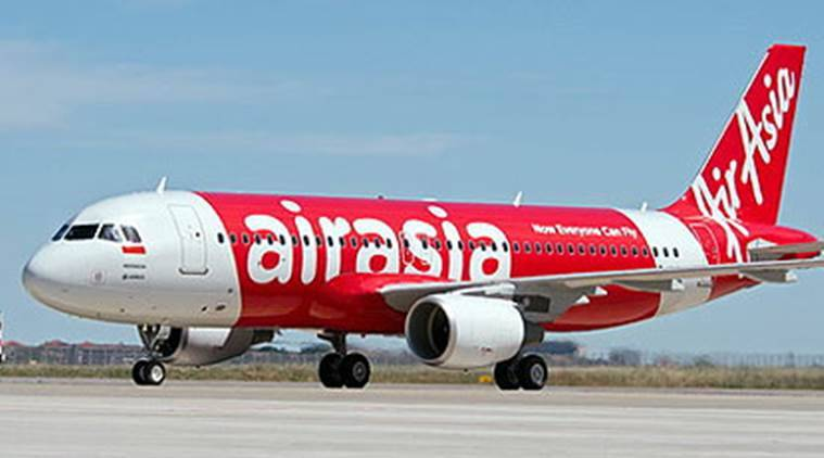 AirAsia, AirAsia India, AirAsia traffic, AirAsia passenger traffic, AirAsia passenger traffic increase, India aviation news, Indian Express, India news