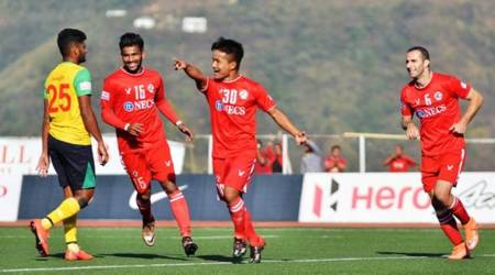 In Aizawl FC's ranks, journeymen and discards