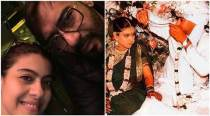 Kajol, Ajay Devgn celebrate 18th wedding anniversary with intimate pic