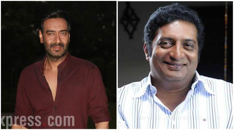 Golmaal Again, Golmaal Again news, Golmaal Again movie, rohit shettu, rohit shetty golmaal again, golmaal again rohit shettt, Prakash Raj, Prakash Raj golmaal again, Prakash Raj ajay devgn, ajay devgn Prakash Raj, ajay devgn films, entertainment news, indian express, indian express news