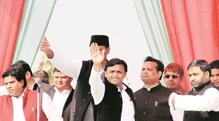 uttar pradesh election, uttar pradesh assembly elections, akhilesh yadav, akhilesh, sp-congress alliance, uttar pradesh news, india news, latest news, indian express