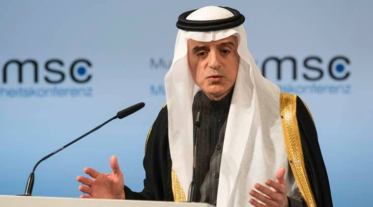 Saudi Foreign Minister makes surprise visit to Baghdad