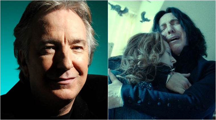 7ea30e3973c Remembering Alan Rickman  The man who would always be Severus Snape ...