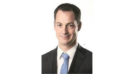 Alexander De Croo, Alexander De Croo interview, donald trump, belgian deputy PM, Alexander De Croo criticize trump, demonetisation, FTA, free trade agreement, indian express news, india news