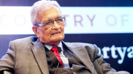 'Mobocracy' to healthcare, Amartya Sen spars with NITI Aayog vice-chairman