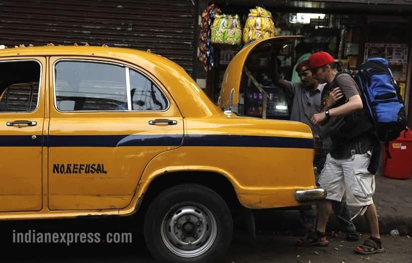 ambassadors, hindustan motors, Peugeot buys Ambassadors, kolkata ambassadors, ambassadors in kolkata, kolkata hindustan motors, kolkata hindustan motors ambassadors, indian express, indian express news