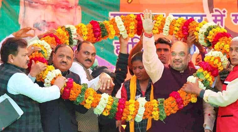 Amit Shah, BJP, UP, Uttar Pradesh news, India news, UP polls, UP polls AMit Shah, Amit Shah rally, UP news