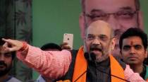 Amit Shah stirs the poll pot, calls BJP rivals Kasab: Ka for Congress, Sa for SP, B for BSP