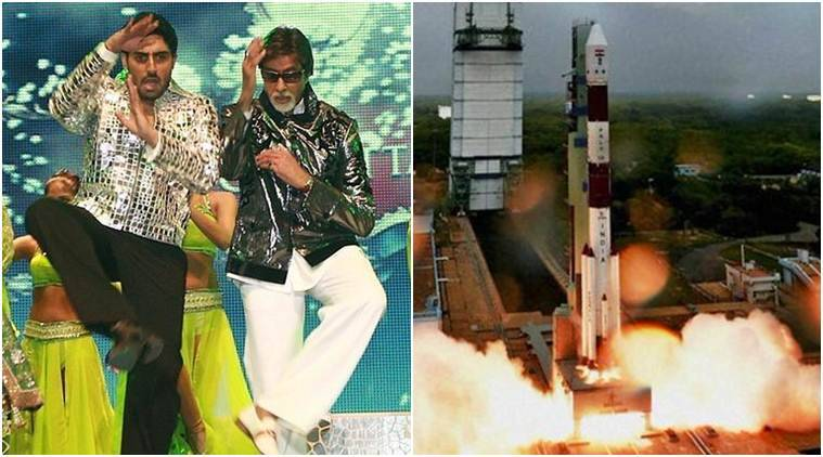 Launching 104 satellites in one go, India sets record