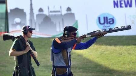 Shooting World Cup: Ankur Mittal wins silver medal, but the trap is set