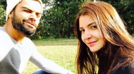 Virat Kohli, Anushka Sharma, anushka Virat, valentines day, anushka Virat valentines day, anushka Virat valentines day post, anushka Virat valentines day celebration, anushka Virat valentines day news, anushka Virat realtionship, anushka Virat news, virat anushka, virat anushka recent pic, anushka Virat pic, anushka Virat recent pics, anushka Virat, entertainment news, indian express news