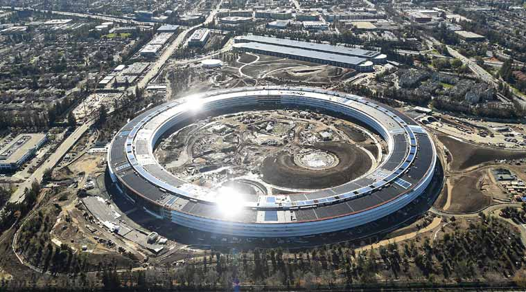 Inspired by Steve Jobs Apple Spaceship campus is all about