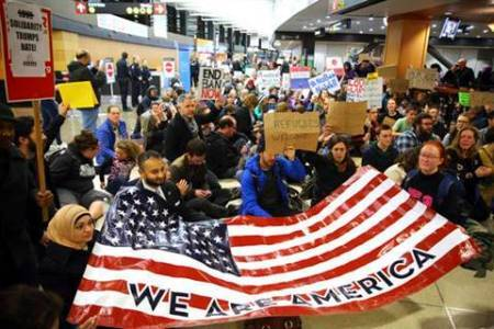 Is Donald Trump strategically pushing out non-Americans from the UnitedStates?