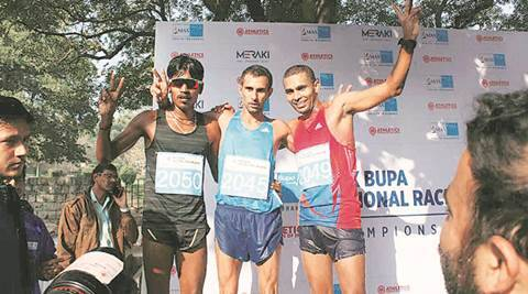 National Race Walking Championship: Army walkers clinch all podium finishes