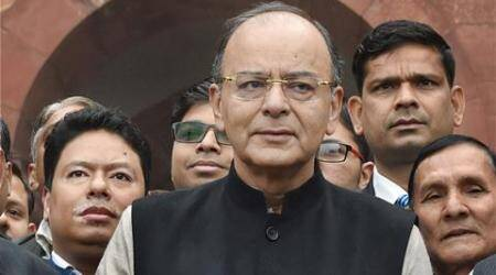 arun jaitley, demonetisation, currency ban, note ban, 500 note ban, 1000 note ban, demonetisation impact, india gdp, india growth rate, finance ministry arun jaitley, jaitley, protectionism india, india inflation, india news, indian express