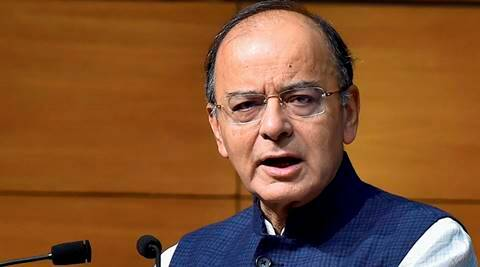 Arun Jaitley: Get private players to build one-room sets for slum-dwellers