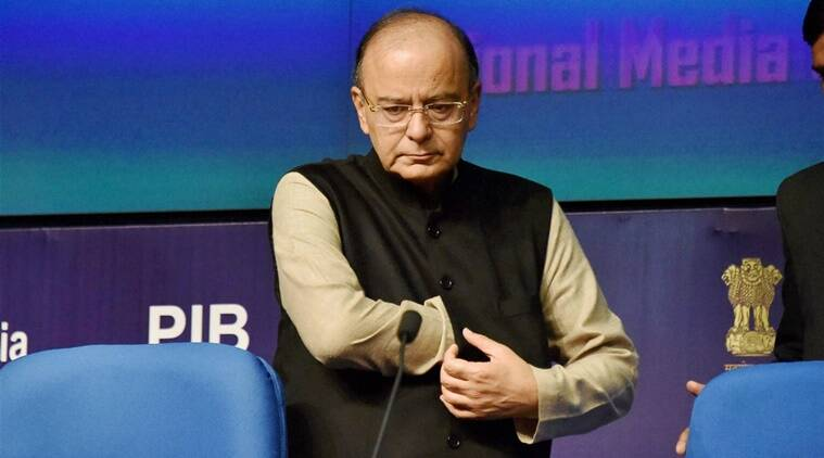 Jharkhand Investors Summit, Jaitley in Jharkhand Investors Summit, Arun Jaitley in Jharkhand Investors Summit, Jharkhand development, Jharkhand investments, indian express news
