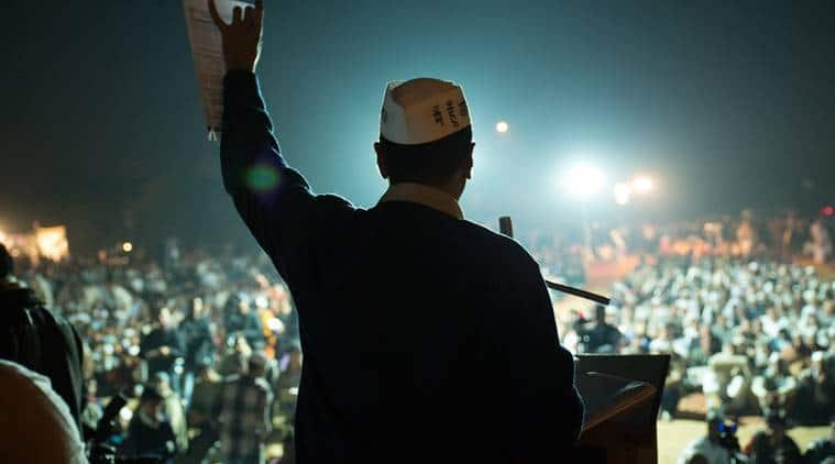 Arvind Kejriwal, AAP, AAP Chief Kejriwal, MCD elections, MCD results, AAP MCD results, AAP volunteers, AAP MCD loss, news, kejriwal, kejriwal defeat