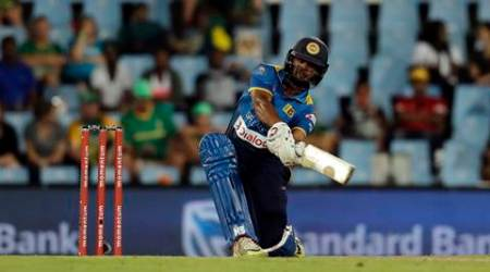 Gunaratne hits fifty as SL win 2nd T20I by two wickets