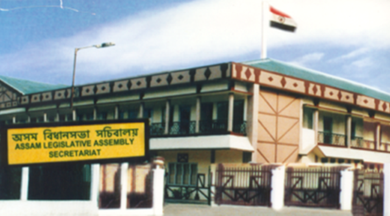 Congress MLA apologises after slitting palm in Assam Assembly premises