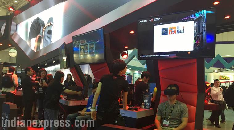 Gaming, Indian gaming market, virtual reality games, free games, mobile games, PlayStation 4, Xbox One, Augmented Reality games, Pokemon Go, Virtual Reality, console gaming, gaming industry, Indian gaming industry, gaming industry, console games, technology, technology news