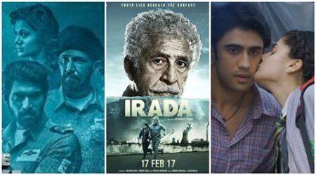 The Ghazi Attack, Running Shaadi, and Irada audience reaction: Taapsee Pannu's two films get warm reception, but Irada struggles