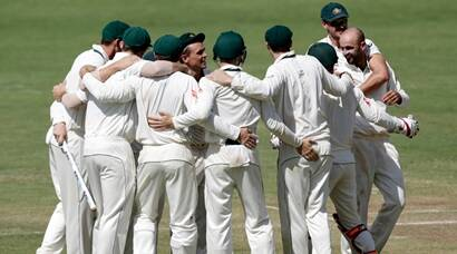 India vs Australia 2017: Australia end India's emphatic streak