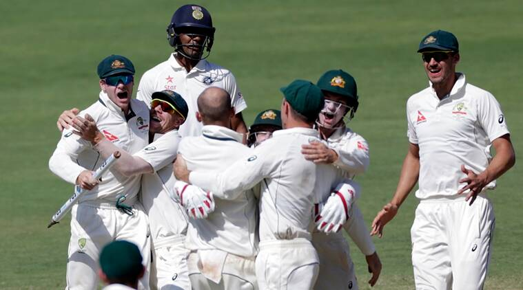 India vs Australia 2017, Ind vs Aus 2017, india vs Australia Pune test, India vs Australia 1st Test, Steve Smith, Steve O'Keefe, O'Keefe, Virat Kohli, Kohli, Australia tour of India, Cricket news, Cricket