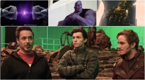 Avengers Infinity War This Behind The Scenes Teaser Is