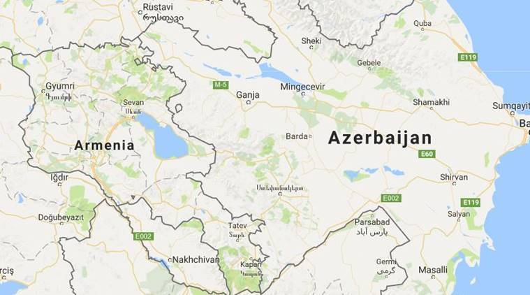 Deadly Clashes Between Azerbaijani Forces And Armenian Separatists Erupt Along Nagorny Karabakh Frontline World News The Indian Express