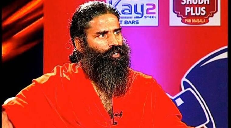 Baba Ramdev, Baba Ramdev Interview, Baba Ramdev Funny, Baba Ramdev Spoof, Tere Naam, Baba Ramdev Spoof Video, Indian Express, Indian Express News