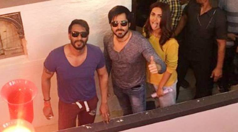 Baadshaho, Baadshaho movie, Baadshaho release date, Baadshaho news, Baadshaho film, Baadshaho cast, Ajay Devgn, Ajay Devgn Baadshaho, Baadshaho ajay devgn, esha gupta, entertainment news, indian express, indian express news