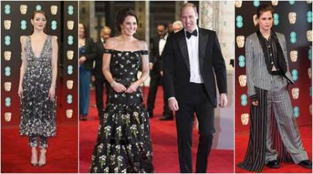 BAFTA 2017: Best And Worst Dressed Celebrities At The Red carpet