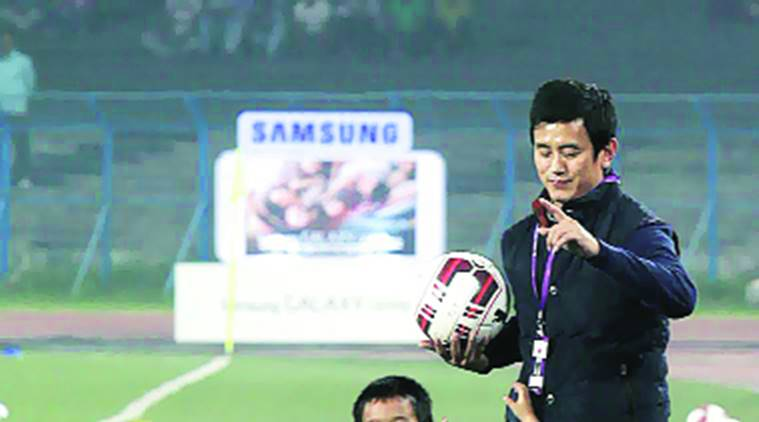 baichung bhutia, indian football federation, football india, indian football team, indian football players, U 17 football coach removed, baichung bhutia on under 17 coach, football news, sports news