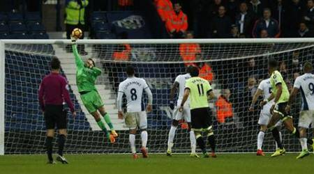 Bournemouth, Bournemouth vs West Brom, English Premier League, Bournemouth's defensive loopholes, Ben Foster, West Brom vs Bournemouth, english premier league match, football news, indian express news