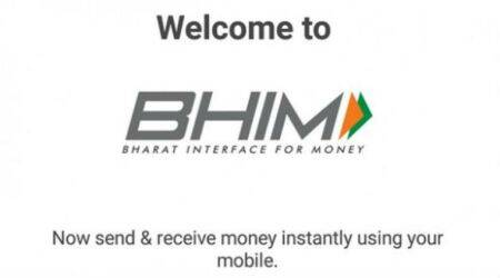 What is BHIM-Aadhaar app, BHIM app, BHIM-Aadhaar app, modi, digital economy, digital india, fingerprint, UPI, corruption, digidhan, NPCI, India news, Indian Express