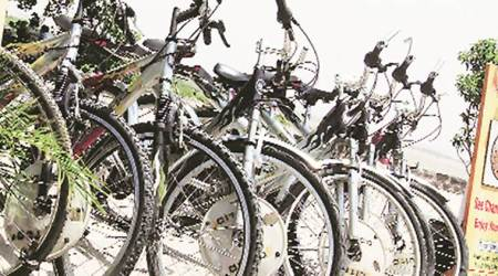 Goa plans to encourage use of bicycles to protectenvironment