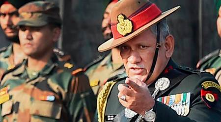 Indian Army prepared for a two and a half front war: Army Chief General BipinRawat