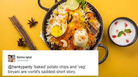 A Veg Biryani Recipe Is Doing Rounds On The Internet And Non