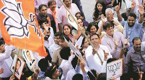 BJP surges in rural Vidarbha, takes tally to 140